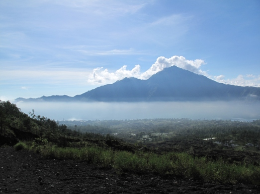 Bali (Mt. Batur - Yes, we actually climbed that in the middle of the night with a flashlight)