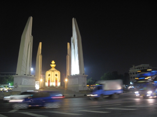 Bangkok (Democracy Monument)